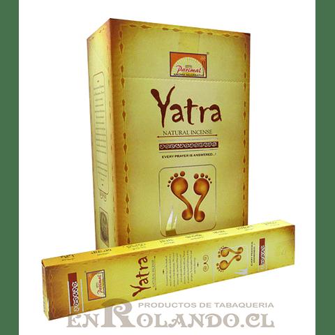 Incienso Yatra - Display de 12 Cajitas