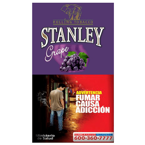 Tabaco Stanley Uva ($6.490 x Mayor)