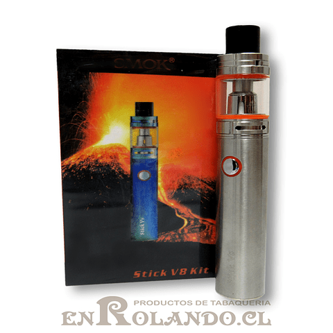Cigarro Electrónico Stick V8 Kit ($19.900 x Mayor)