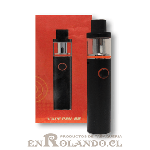 Cigarro Electronico Vape Pen 22 ($9.900 x Mayor)