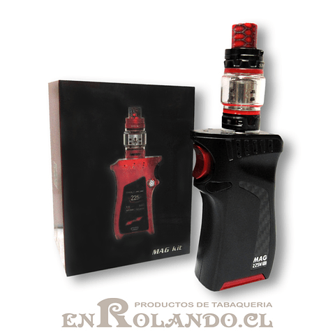Cigarro Electronico Mag Kit ($85.000 x Mayor)