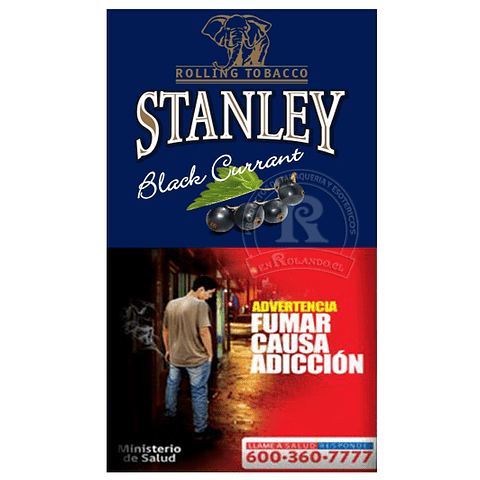 Tabaco Stanley Black Currant ($6.490 x Mayor)