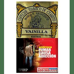 Tabaco Cerrito Extra Vainilla ($5.490 x Mayor)
