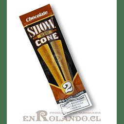 Blunt Show Cone Chocolate ($600 x Mayor)