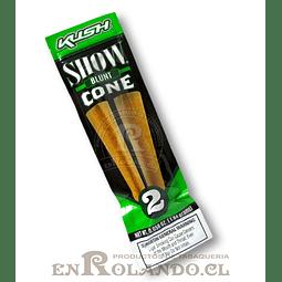 Blunt Show Cone Kush ($566 x Mayor)