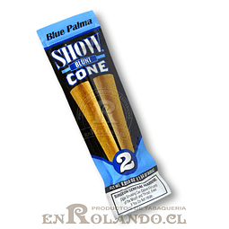 Blunt Show Cone Blue Palma ($566 x Mayor)