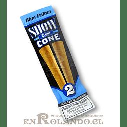 Blunt Show Cone Blue Palma ($600 x Mayor)