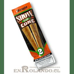 Blunt Show Cone Mango ($600 x Mayor)