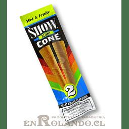 Blunt Show Cone Wet & Fruity ($566 x Mayor)