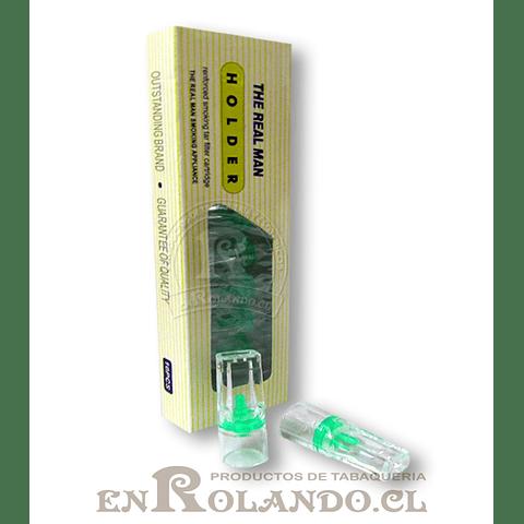 Boquillas Reutilizables para Cigarrillos - 10 uds. ($490 x Mayor)