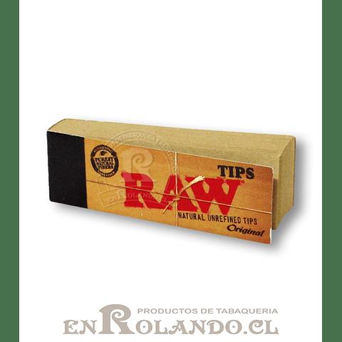 Boquillas (Tips) Cartón Raw - Display