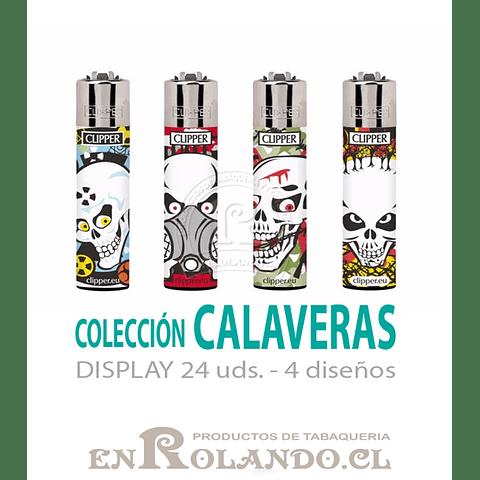 Encendedor Clipper Diseños - Display