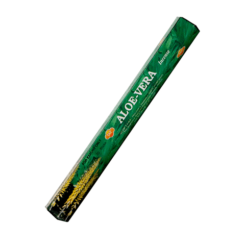 "Incienso SAC  ""Aloe Vera"" ($1.600 x MAYOR)- 120 varas"