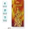 "Incienso SAC ""Chandan"" ($1.600 x MAYOR) - 120 varas"