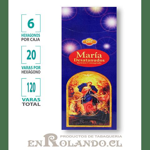"Incienso SAC ""Maria Desata Nudos"" - 120 varas"
