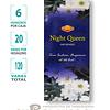 "Incienso SAC ""Night Queen"" ($1.600 x MAYOR)- 120 varas"