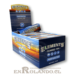 Boquillas (Tips) Elements Engomadas- Display