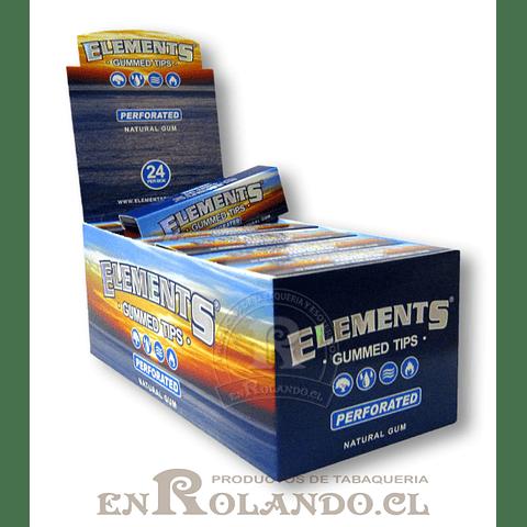 Boquillas (Tips) Elements Engomadas- Display