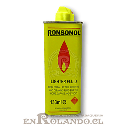 Bencina Ronsonol - 133 ml ($1.990 x Mayor)