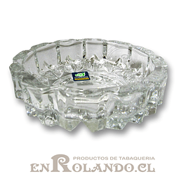 Cenicero Cristal ($1.990 x Mayor)