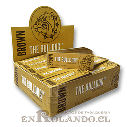 Boquillas (Tips) The Bulldog Brown- Display