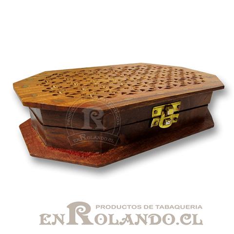 Caja Madera Labrada ($3.990 x Mayor)