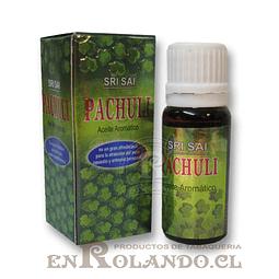 "Esencia Aromática ""Pachuli"" ($790 x Mayor)"
