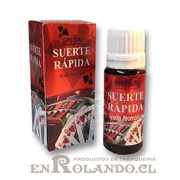 """Esencia Aromática """"Suerte Rápida"""" ($790 x Mayor)"""