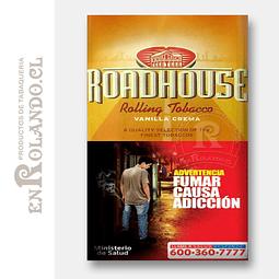 Tabaco Roadhouse Vainilla Crema ($7.490 x Mayor)