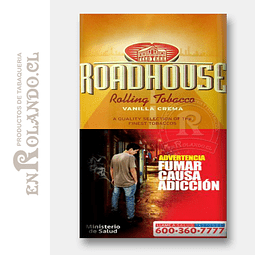 Tabaco Roadhouse Vainilla Crema ($7.490 x Mayor)