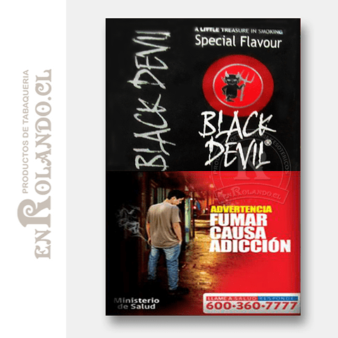 Black Devil Natural Especial ($5.990 x Mayor)