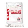Filtros Gizeh Extra Slim - Bolsa ($690 x Mayor)