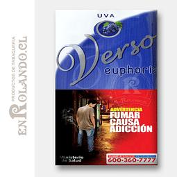 Tabaco Verso Euphoria Uva ($5.490 x Mayor)