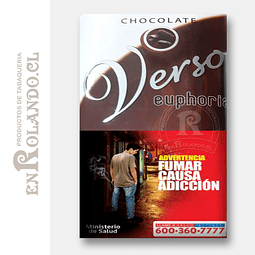 Tabaco Verso Euphoria Chocolate ($5.490 x Mayor)