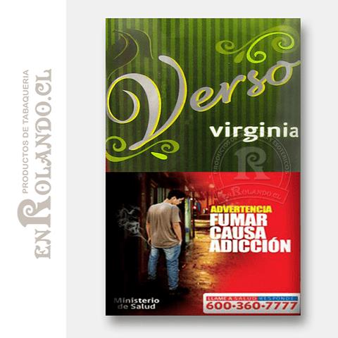 Tabaco Verso Euphoria Virginia- ($5.490 x Mayor)