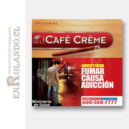 Cigarritos Café Crème Original 20 Uni.($12.990 x Mayor)
