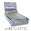 Papelillos Rizla Silver 1 1/4 - Display