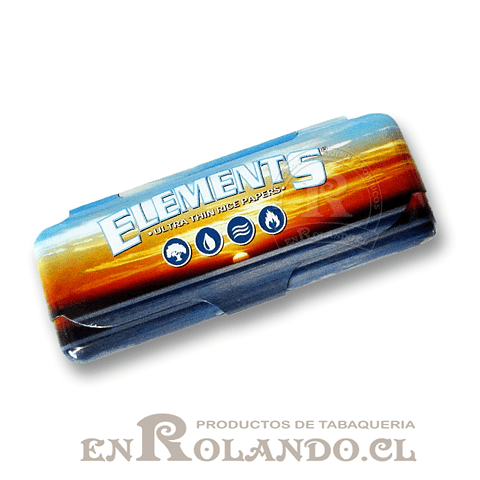 Porta Papelillos Metálico Elements 1 1/4 ($990 x Mayor)