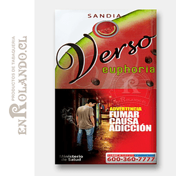 Tabaco Verso Euphoria Sandía ($5.490 x Mayor)
