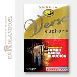 Tabaco Verso Euphoria Vainilla- ($5.490 x Mayor)