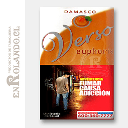Tabaco Verso Euphoria Damasco ($5.490 x Mayor)