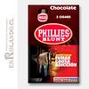 Cigarros Phillies Blunt Chocolate ($3.500 x Mayor)