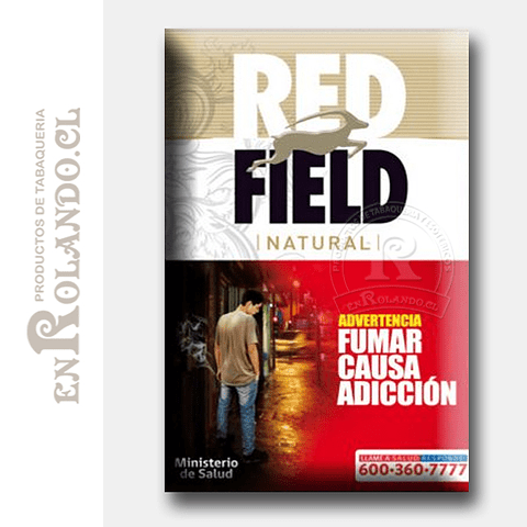 Tabaco Redfield Natural ($7.400 x Mayor)