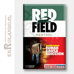 Tabaco Redfield Menthol ($6.700 x Mayor)