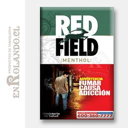 Tabaco Redfield Menthol ($6.990 x Mayor)