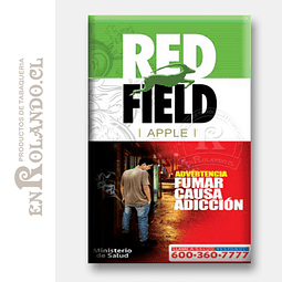 Tabaco Redfield Manzana ($7.400 x Mayor)