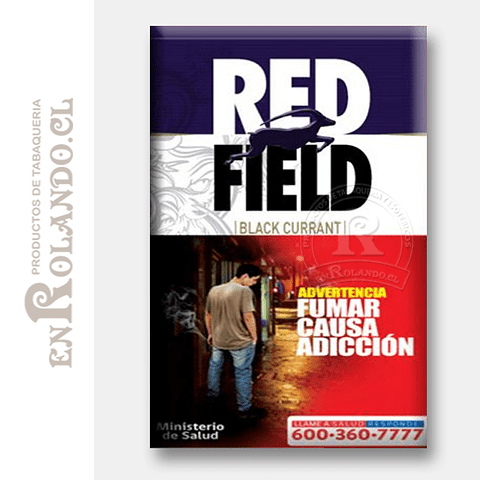 Tabaco Redfield Black Currant ($6.990 x Mayor)