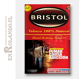 Tabaco Virginia Natural Bristol 45 Grm. ($4.490 x Mayor)