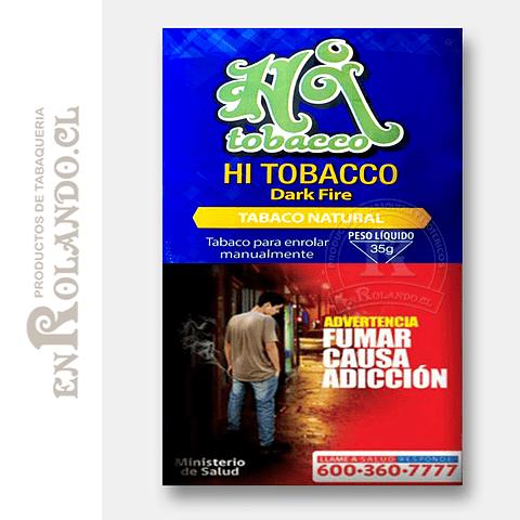 Tabaco Hi Dark Fire ($6.290 x Mayor)