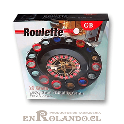 Set Ruleta de Copas ($6.990 x Mayor)